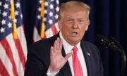Ông Trump tự tin băng băng về đích trên đường đua tổng thống nếu không có Covid-19