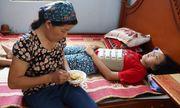 Dang dở giấc mơ được thi tốt nghiệp của nữ sinh lên 9 tuổi vẫn không ăn được cơm