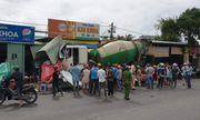 Phú Quốc: Xe trộn bê tông lao vào quán bánh xèo, 5 người bị thương