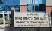 Vụ 566 sinh viên có nguy cơ bị buộc thôi học vì chưa nộp bằng THPT: Phó hiệu trưởng trường học nói gì?