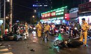 Vụ nữ tài xế 23 tuổi tông hàng loạt xe máy ở Bình Thạnh: Hé lộ nguyên nhân