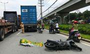 Tin tai nạn giao thông mới nhất ngày 16/8/2020: Thanh niên tử vong thương tâm dưới bánh xe đầu kéo