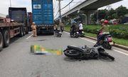 Vụ container cán thanh niên tử vong trên xa lộ Hà Nội: Nạn nhân mới cưới vợ 1 tuần