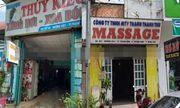 Đồng Nai: Bắt quả tang nhân viên quán massage