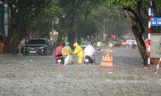 Tin tức dự báo thời tiết mới nhất hôm nay 18/8: Miền Bắc mưa diện rộng, cảnh báo ngập lụt ở Hà Nội