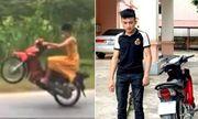Vụ nam thanh niên mặc váy, bốc đầu xe máy ở Tuyên Quang: Bất ngờ lời khai của