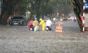 Áp thấp nhiệt đới vào tới Biển Đông, miền bắc mưa lớn kéo dài