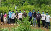 Cao Bằng: Bắt giữ và cách ly 15 người Trung Quốc nhập cảnh trái phép