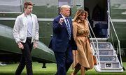 Những điều khiến Barron Trump khác biệt với những người con của các Tổng thống Mỹ