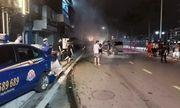 Tin tai nạn giao thông mới nhất ngày 20/8/2020: Tài xế Lexus tông chết nữ chiến sỹ công an