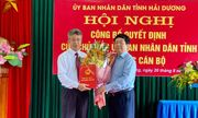 Tân Phó Giám đốc sở GTVT tỉnh Hải Dương vừa được bổ nhiệm là ai?