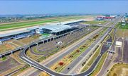 Bộ GTVT đề nghị tạm dừng các dự án trong khu vực sân bay Nội Bài