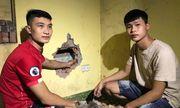 Giải cứu bé sơ sinh bị bỏ rơi giữa khe tường: Đề xuất khen thưởng 5 công dân