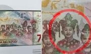 Cận cảnh đồng tiền mới của Indonesia gây tranh cãi vì bị nghi có yếu tố Trung Quốc