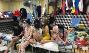 Quán massage tại Hải Phòng vẫn hoạt động bất chấp lệnh cấm để phòng dịch COVID-19