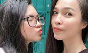 Con gái 18 tuổi của Hiền Thục giảm 25kg, trở thành tiểu mỹ nhân showbiz Việt