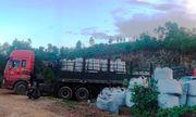Vụ hàng chục tấn chất thải được chở từ Ninh Bình đổ vào Thanh Hoá: Đã xác định được chủng loại