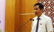 Chân dung ông Nguyễn Thành Tâm vừa được bầu giữ chức Bí thư Tỉnh ủy Tây Ninh