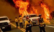 Hy hữu: Lính cứu hỏa bị mất cắp khi đang chữa cháy tại California