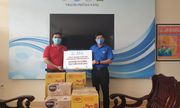Nestlé hỗ trợ 700.000 sản phẩm giúp các tỉnh miền Trung chống dịch COVID-19