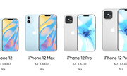 Điện thoại iPhone 12 của Apple có 3 biến thể màn hình