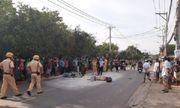 TP. HCM: Tài xế xe bồn bỏ chạy sau vụ va chạm với xe máy khiến 1 người tử vong