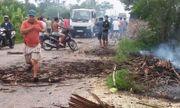 Vụ cô gái đi xe máy gục chết sau tiếng nổ từ bãi rác đang cháy: Nạn nhân là nhân viên ngân hàng