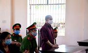 Mẹ bị cáo vận chuyển gần 64kg ma túy ngã quỵ khi nghe tòa tuyên con trai tử hình