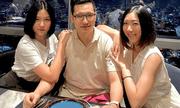 Vừa mới khoe ảnh chụp cùng chị gái, nhan sắc em út nhà Trấn Thành liền chiếm trọn spotlight