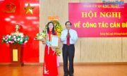 Chân dung tân Bí thư Tỉnh ủy Quảng Ngãi Bùi Thị Quỳnh Vân