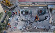 Vụ sập nhà hàng kinh hoàng tại Trung Quốc: 29 người thiệt mạng