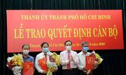 Điều động ông Đào Gia Vượng giữ chức Phó Bí thư Huyện ủy Bình Chánh