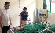 Vụ 2 ông cháu gục trên vũng máu ở Hà Giang: Người ông tử vong