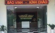 Diễn biến mới nhất vụ quản lý quán karaoke chém lìa tay khách ở Thái Bình