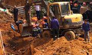 Vụ sập công trình ở Phú Thọ, nhiều người thương vong: Tìm thấy 4 thi thể