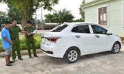 Ninh Bình: Bắt giữ đối tượng dùng dây thắt lưng siết cổ lái xe để cướp taxi
