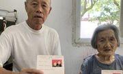 """Cụ ông chưa từng có """"mảnh tình vắt vai"""" kết hôn với cụ bà 96 tuổi khi gặp nhau trong viện dưỡng lão, bất chấp cách biệt 23 tuổi"""