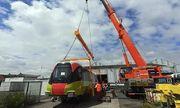 Đoàn tàu metro Nhổn - Ga Hà Nội dự kiến về Việt Nam trong tháng 10/2020