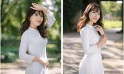 Cô giáo Hà Nội xinh đẹp không kém hotgirl đình đám, nhìn xuống năm sinh khiến nhiều người ngỡ ngàng