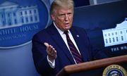 Ông Trump lên tiếng về nghi án chính khách Nga bị đầu độc