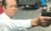 Vụ dùng vật nghi là súng dọa