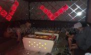 """Đồng Nai: Phát hiện 5 cô gái thoát y, """"bay lắc"""" với khách trong quán karaoke"""