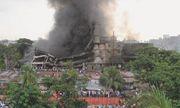 Bangladesh: Nổ ống dẫn gas dưới lòng đất, hơn 50 người thương vong