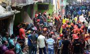 Bangladesh: Thêm nhiều nạn nhân thiệt mạng trong vụ nổ khí ga tại nhà thời Hồi giáo