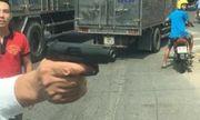 Bắt khẩn cấp giám đốc rút súng dọa bắn người đi đường ở Bắc Ninh