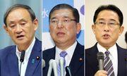 Chính sách tranh cử của 3 ứng viên Thủ tướng Nhật Bản có gì đặc biệt?