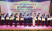 Hà Nội: Vinh danh 88 thủ khoa tốt nghiệp xuất sắc năm 2020