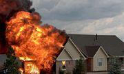 """Hy hữu: Người đàn ông làm nổ tung căn nhà chỉ vì """"truy đuổi"""" một con ruồi"""