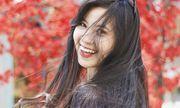 Nữ sinh Học viện Hàng không với nụ cười