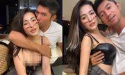 Sau màn cầu hôn bất thành, Ngân 98 và Lương Bằng Quang lại ôm ấp phản cảm trên livestream
